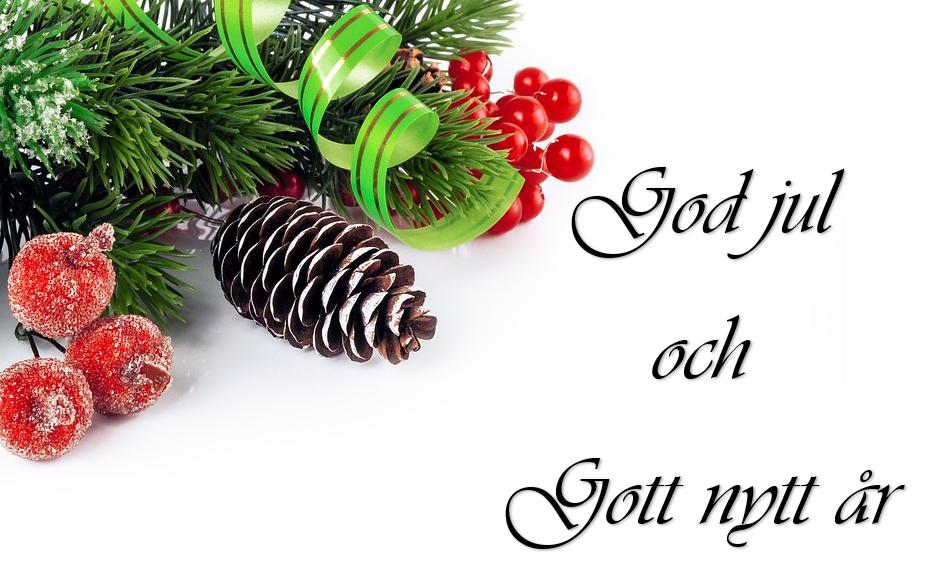 Bildresultat för god jul och gott nytt år text